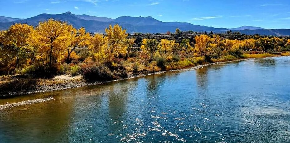 Colorado River in Parachute - Grand Valley Solutions